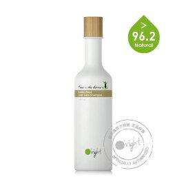歐萊德 O'right 瓶中樹 香檳玫瑰護色洗髮精 250ml「榮獲德國紅點設計大獎、台灣精品獎」