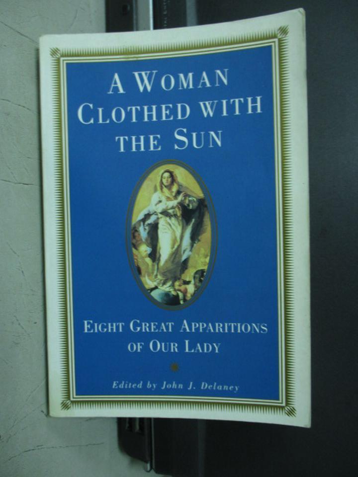 【書寶二手書T6/宗教_NOR】A Woman clothed with the sun_1960