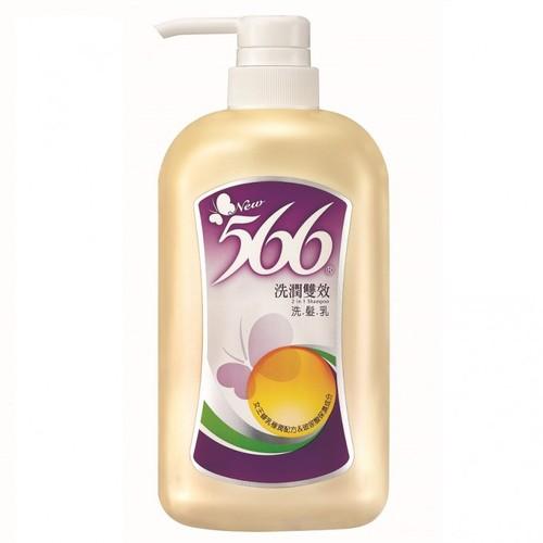 566 洗潤雙效 洗髮乳 800g