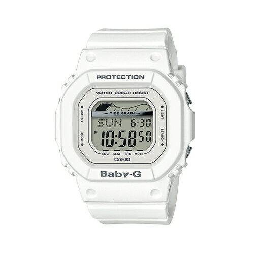 CASIOBABY-G夏季海洋風潮運動腕錶BLX-560-7DR