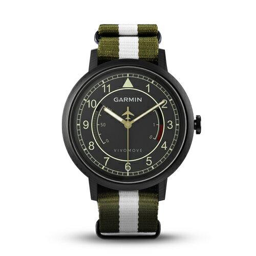 來電驚喜價~GARMINvivomove智慧指針式腕錶~