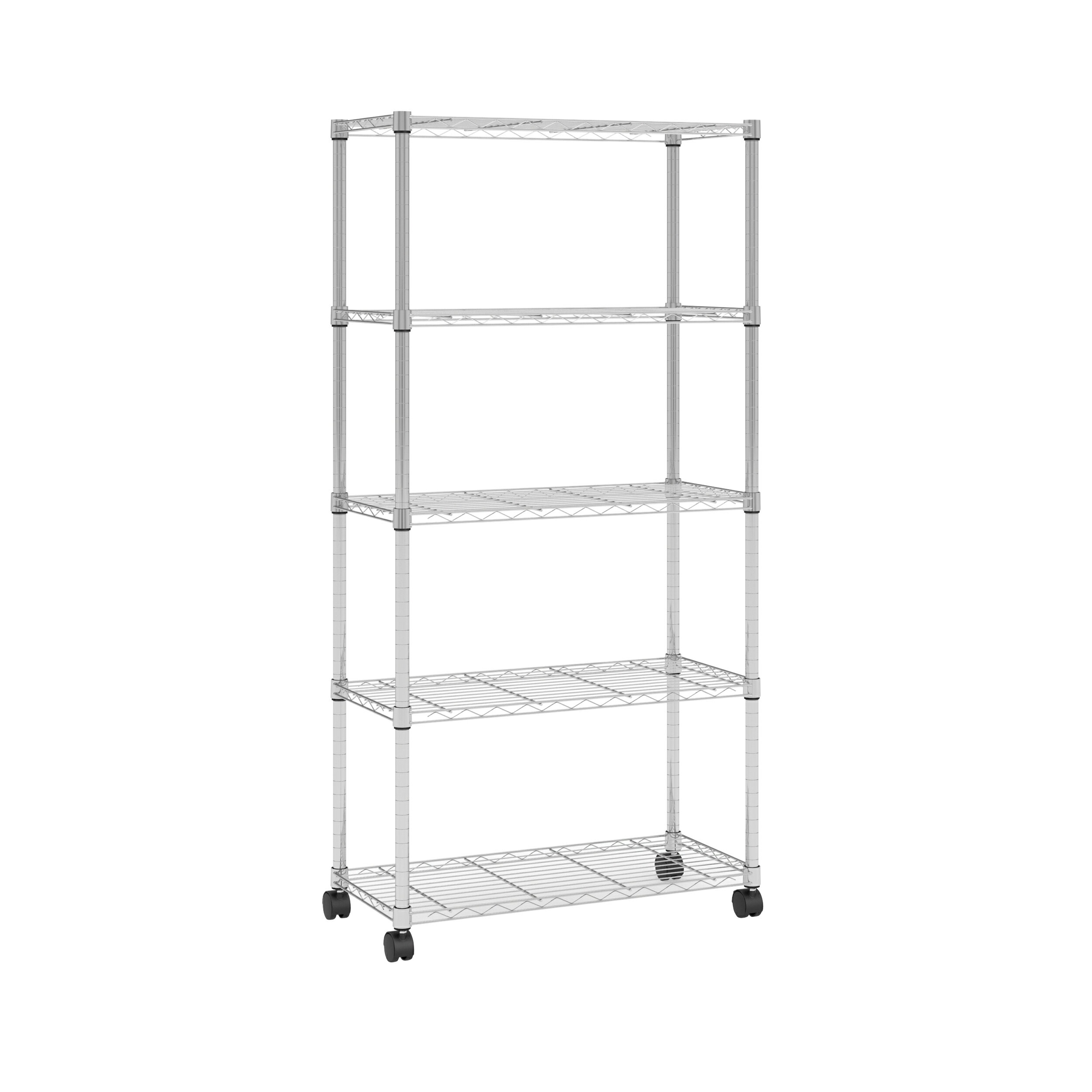 OFM S306014-CHRM X5 Series Wire Shelving
