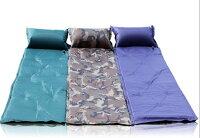 氣墊 自動充氣床墊 防潮 拼接 背袋