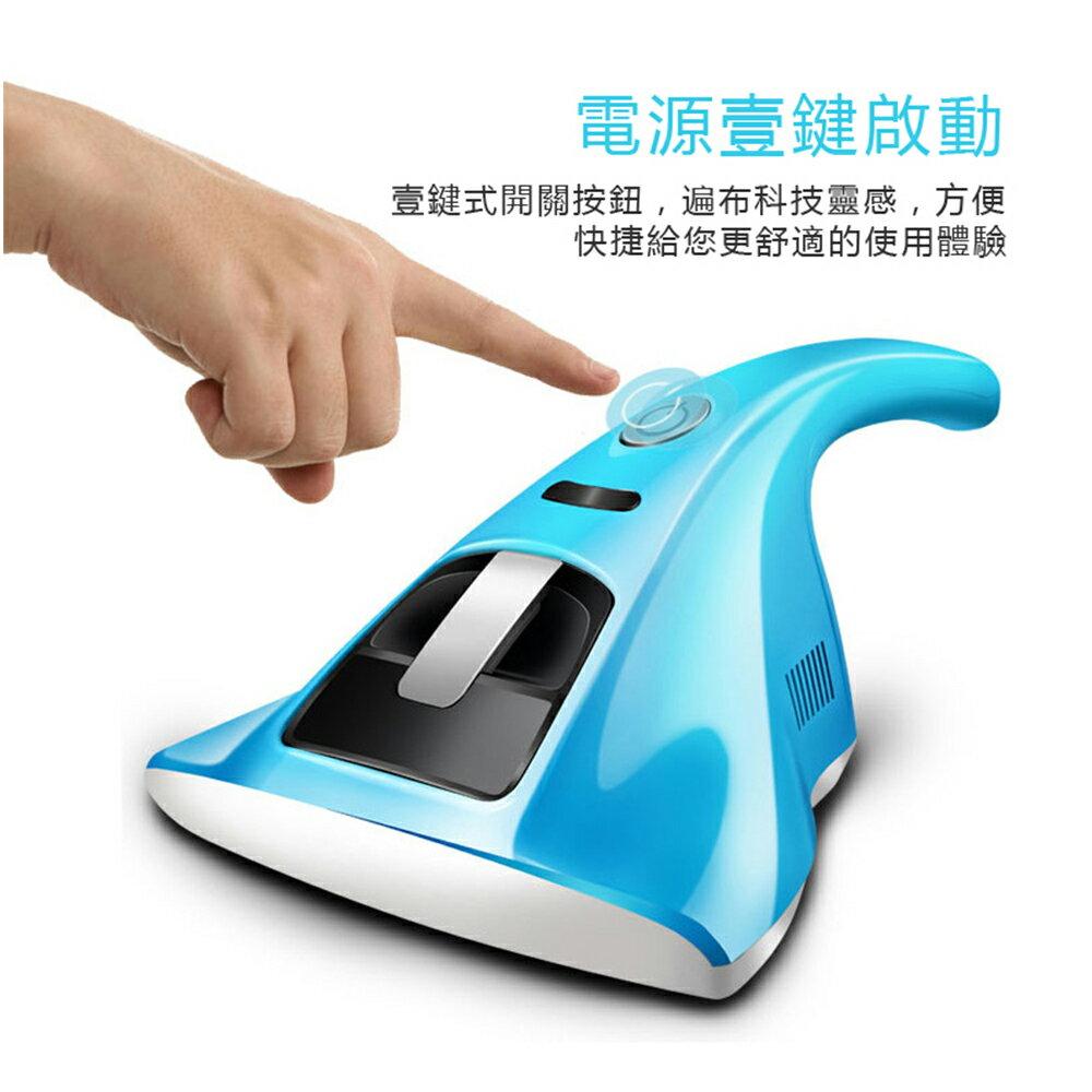 現貨 110V臺灣除蟎儀家用床上殺菌吸塵器小型去蟎蟲神器紫外線吸蟎除蝻