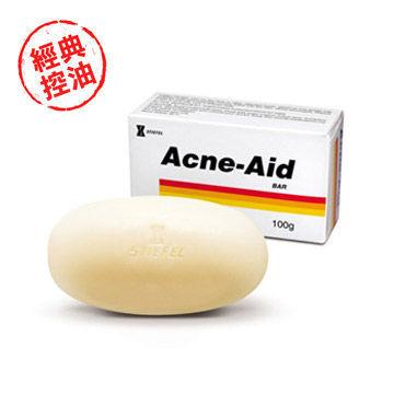 Acne-Aid 愛可妮潔膚皂 BAR 100g - 限時優惠好康折扣