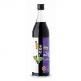 陳稼莊 桑椹原汁(加糖) Pure Mulberry Juice (Sugar Added)