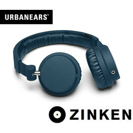 志達電子 Zinken Indigo湛藍 Urbanears 瑞典設計 DJ耳罩式耳機 HTC Motorola iPhone samsung Sony
