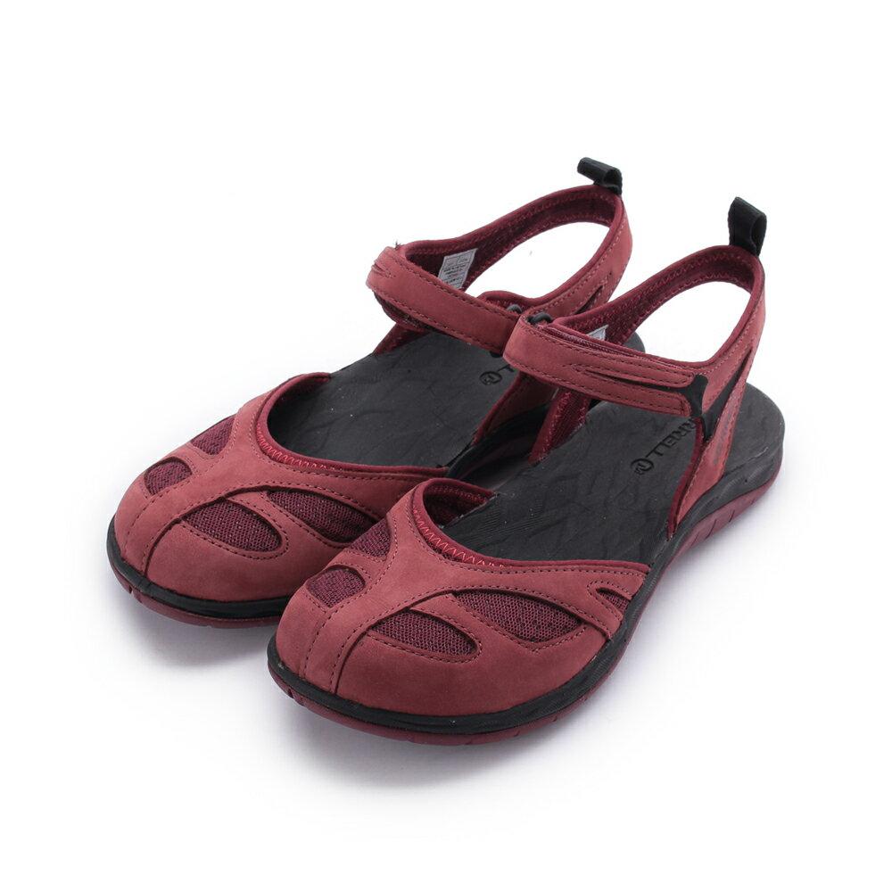 MERRELL SIREN WRAP Q2 涼拖鞋 暗紅 ML12704 女鞋
