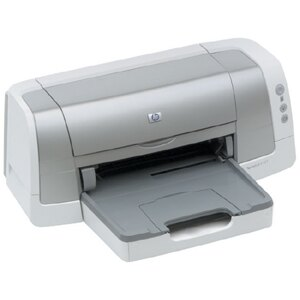 HP Deskjet 6127 Inkjet Printer - Color - 4800 x 1200 dpi Print - Plain Paper Print - Desktop - 20 ppm Mono / 13 ppm Color Print - Letter, Legal, Executive, Envelope No. 10 - 150 sheets Standard Input Capacity - 5000 Duty Cycle - Automatic Duplex Print - E 3