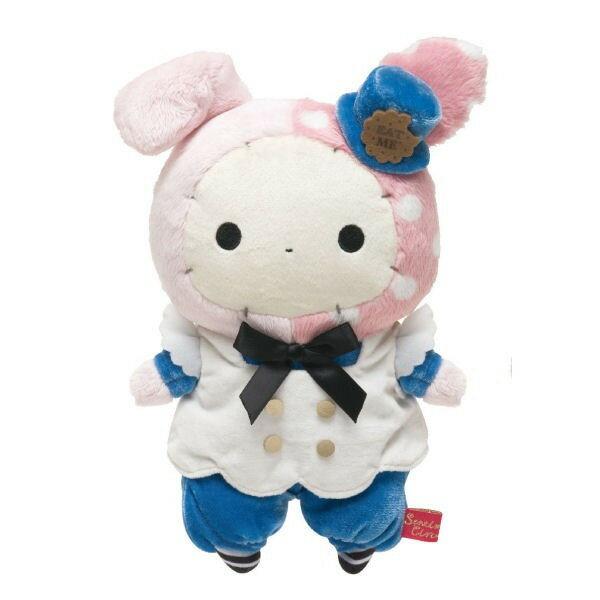 【真愛日本】15092200020 愛麗絲夢遊戲列馬戲團公仔娃S SAN-X Sentimental Circus 飾品