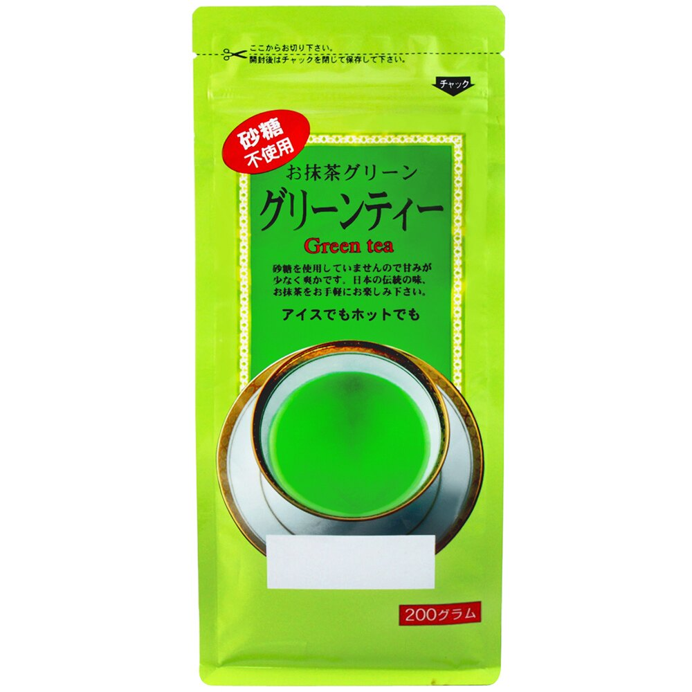 日本梅の園無糖抹茶粉200g 抹茶 下午茶 抹茶控 無糖 日本抹茶