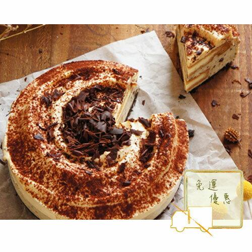 Amore - Oreo 雙餡生乳酪蛋糕 / 6吋 - 免運優惠商品