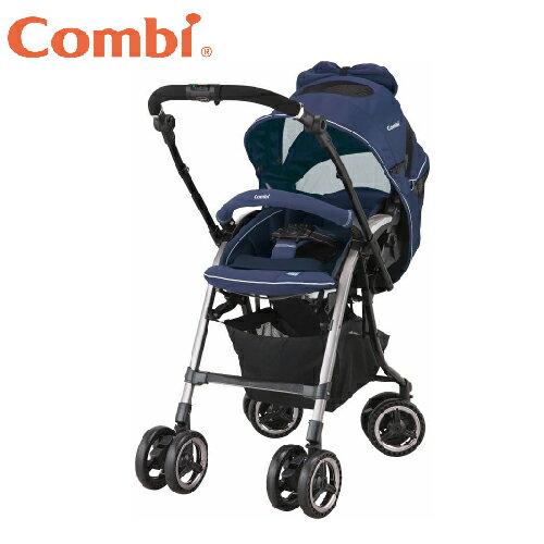 【本月贈$1300圍兜學習餐具組】日本【Combi】Nemurie UF 800  ネムリエ輕量嬰兒手推車 1