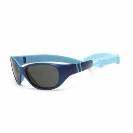 【淘氣寶寶】RKS冒險者2-4歲太陽眼鏡湛藍天空RKS2-01445(UV400鏡片,可完全過濾UVA和UVB兩種紫外線)
