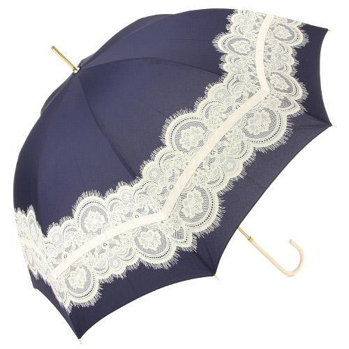 日本代購預購蝴蝶結遮陽傘雨傘直立傘晴雨兩用傘長傘單人傘用傘紙箱運送555-14274