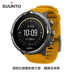 《台南悠活運動家》SUUNTO Spartan Sport Wrist HR Baro運動腕錶 琥珀色