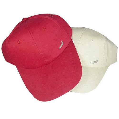 鱷魚 棒球帽 (網.棉) 隨機