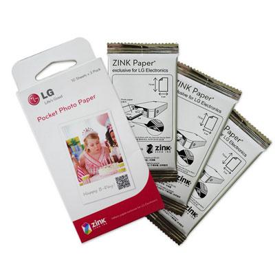 LG專用相片紙PS2203 全新原廠公司貨含稅附發票