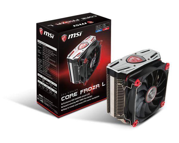 微星 MSI Core Frozr L CPU 散熱器 全新原廠公司貨含稅附發票