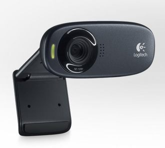 羅技 Logitech HD 網路攝影機 C310 HD Webcam C 310 卡爾蔡司 內建麥克風★全新原廠公司貨含稅附發票