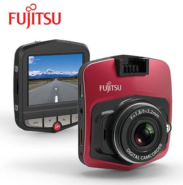 日本富士通Fujitsu FD7 超廣角行車紀錄器※送點煙器+內附8G記憶卡※★全新原廠公司貨含稅附發票