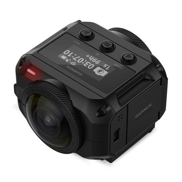 GARMIN VIRB 全方位360度全景運動相機 絕佳 360 度視野 等您來體驗★全新原廠公司貨含稅附發票
