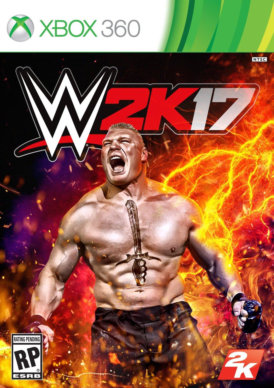 預購中 10月11日發售 英文版 [輔導級]  XBOX360 WWE 2K17