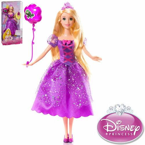 【Playwoods】[迪士尼DISNEY]公主派對系列:長髮公主樂佩Rapunzel (魔髮奇緣/angled/萵苣姑娘/美泰兒)