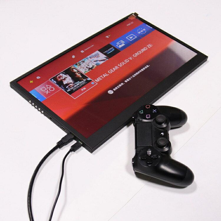 11.6寸便攜式顯示器HDMI PS4 xbox switch迷你顯示器HDR電腦副屏