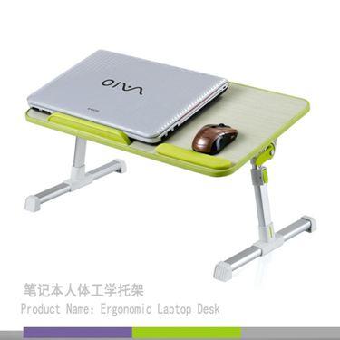 電腦桌床上用書桌 懶人筆記本電腦桌 可摺疊大學生宿舍學習桌小桌子