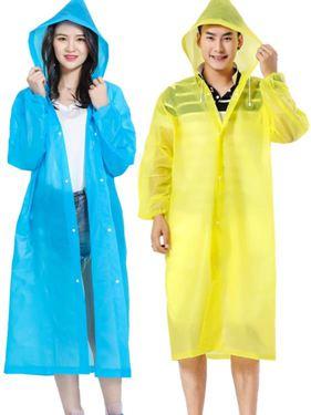 雨衣外套男女加厚透明成人便攜式防水通用戶外旅游騎行一次性雨披
