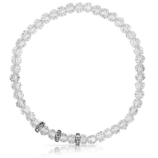 【馥瑰馨盛XA1寶石】晶鑽幸運水晶系列(清透白-含開光)4094190