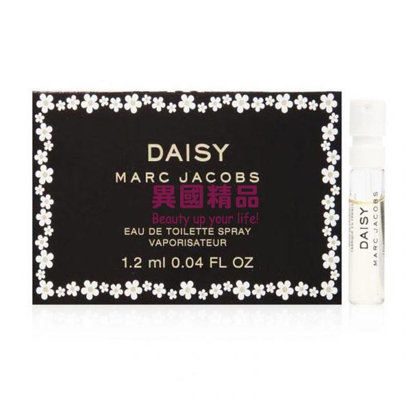 Marc Jacobs Daisy 女性針管香水 1.2ml EDT VIAL SPR【特價】§異國精品§