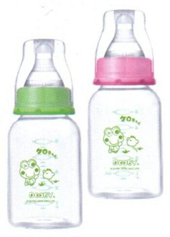 大眼蛙 PP直圓超乳感防脹奶瓶 150c.c.   270c.c. 兩色