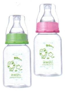 大眼蛙PP直圓超乳感防脹奶瓶150c.c.270c.c.兩色