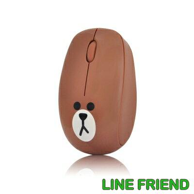 LINE FRIENDS 熊大 無線滑鼠 ^(MA06^)