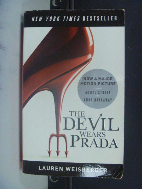 【書寶二手書T7/一般小說_JEV】The Devil Wears Prada_Lauren