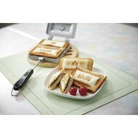 日本 LOGOS楓烙三明治烤具