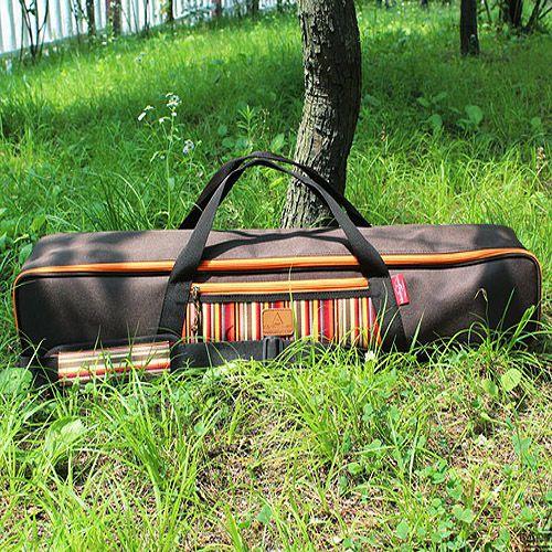 【露營趣】中和 送鉤環 CAmping scape 營柱收納袋 營柱袋 提袋 工具袋 85cm 天幕帳篷配件袋