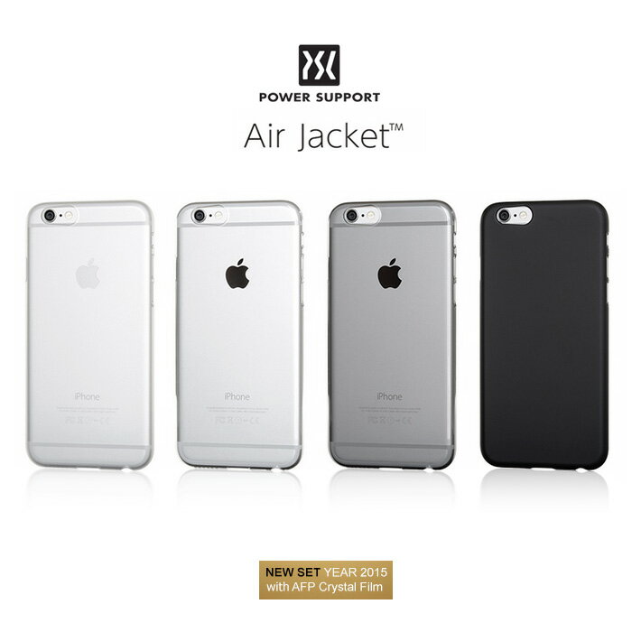 ✔ 未拆封 品 ► POWER SUPPORT Air Jacket iPhone 6