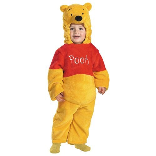 Pooh Costume: Toddler Size 12-18 Months 0