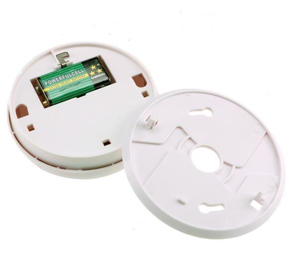 Carbon Monoxide Alarm with Battery 2