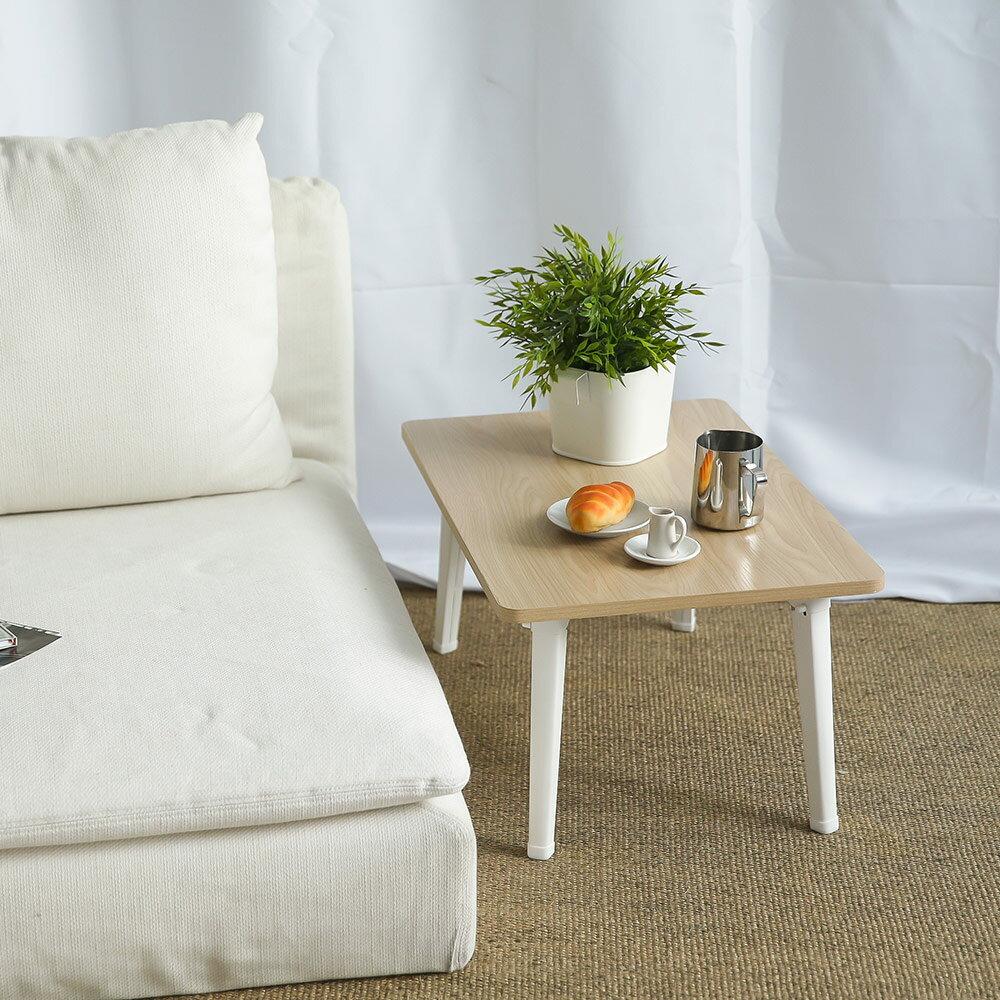 茶几桌 / 矮桌 / 和室桌 日式方形摺疊桌60X40 完美主義【F0065】 1