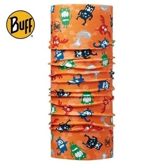 ├登山樂┤西班牙BUFF頑皮壞蛋兒童經典頭巾#BF113420-204-10