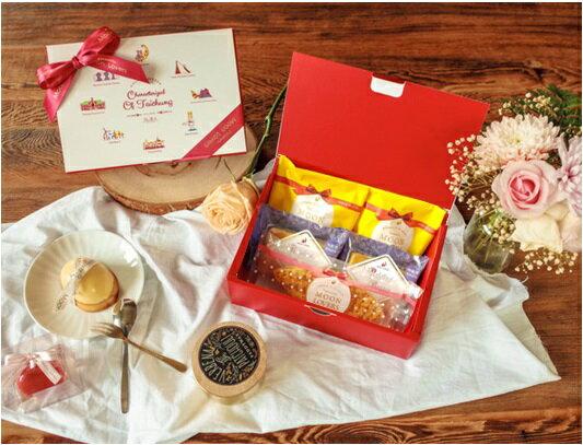 日本天皇獎三入組~經典神保捲*1+小圓燒菓子禮盒*1+大人氣燒菓子禮盒*1 免運!!! 9