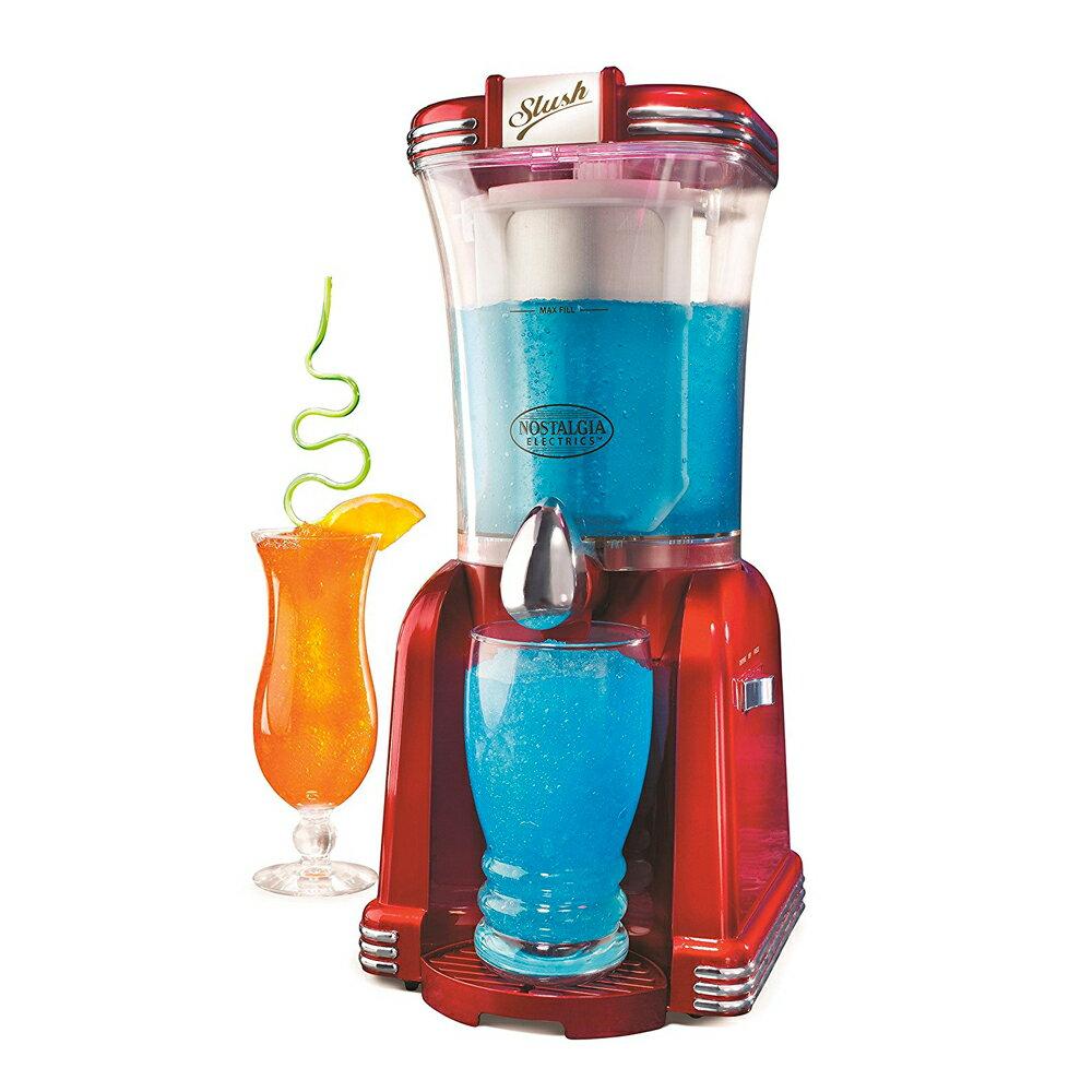 【限時特價】美國 Nostalgia Electrics 多功能冰品機 RSM650 台灣公司貨 一年保- 經典紅