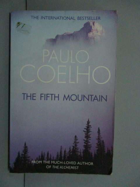【書寶二手書T3/原文小說_NOT】The Fifth Mountain_Paulo Coelho
