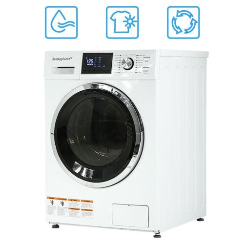 New Midea 2.7 Cu. Ft. Combination Washer Dryer Combo Ventless