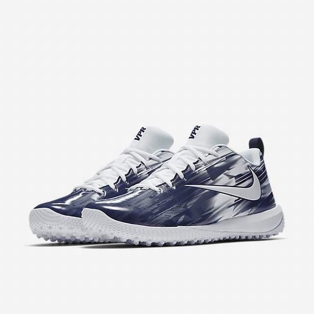 棒球世界全新NIKE Vapor Varsity Low Turf LAX 教練鞋 訓練鞋(923492-114)特價