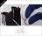 格子舖*【KSY6050】韓版街頭雜誌條紋字母 經典柔軟帆布 3CM舒適厚底 短筒運動帆布鞋 休閒鞋 2色 1